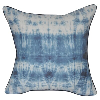 Tie-Dye Rorshach Polyster Throw Pillow