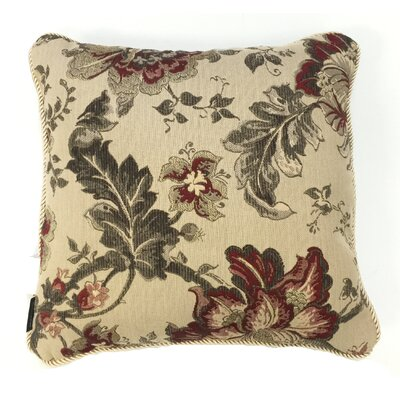 Stephenson Floral Throw Pillow