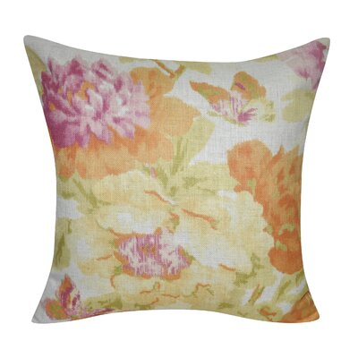 Castilly Floral Throw Pillow