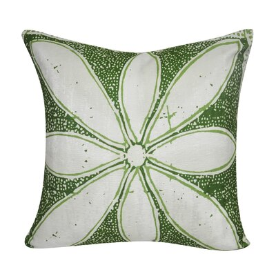 Felisa Large Flower Power Throw Pillow