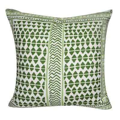 Felicity Tribal Throw Pillow