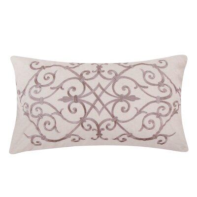Iron Work Decorative Lumber Pillow Color: Linen