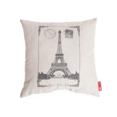 Luxury Paris  Linen Throw Pillow