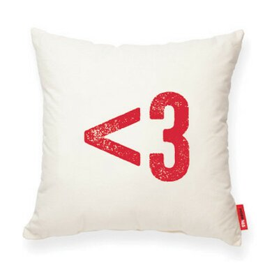 Expressive 3  Cotton Throw Pillow