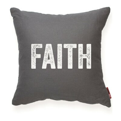 Expressive Faith Decorative Throw Pillow
