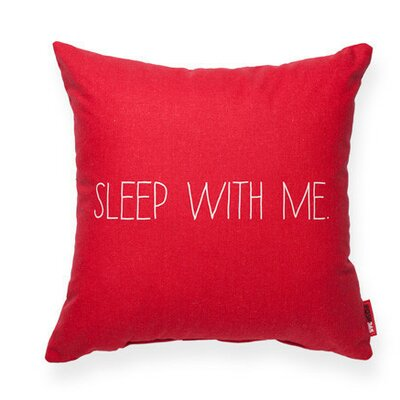 Expressive Party Hard Snooze Harder Decorative Throw Pillow