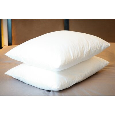Bed Polyfill Pillow Size: King