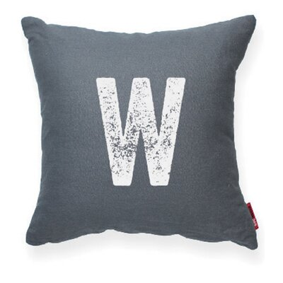Domaine W Decorative Pillow Color: Gray