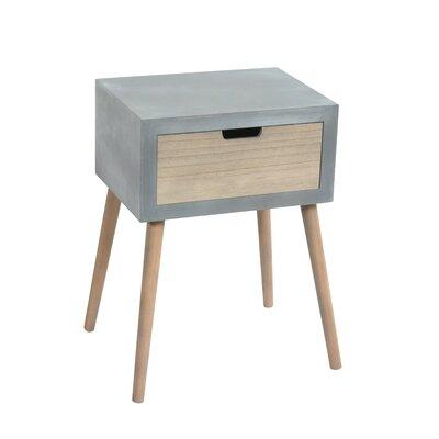 Bugatti Modern Pine Wood Legs Firwood Veneer Console Table