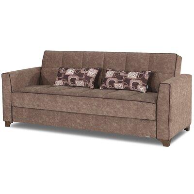 Nesta Sleeper Sofa Color Brown