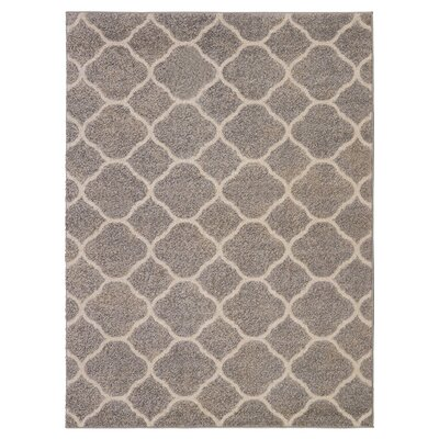 Attah Light Gray Area Rug