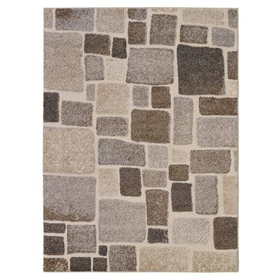 Urban Beige/Gray Area Rug