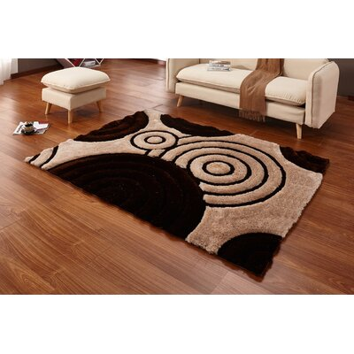 Regina Brown/Beige Area Rug
