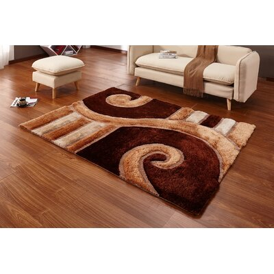 Regina Light Brown/Beige Area Rug