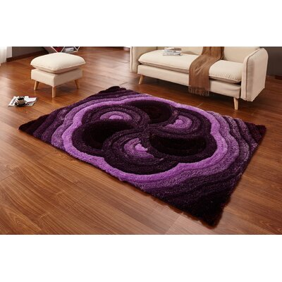 Regina Purple Area Rug