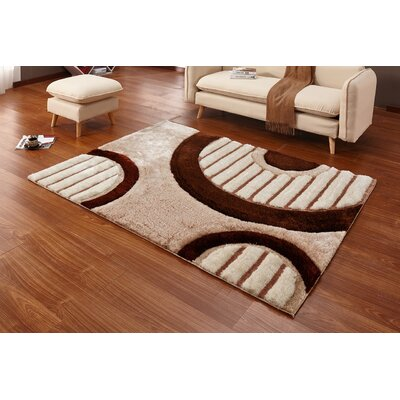 Regina Beige/Brown Area Rug