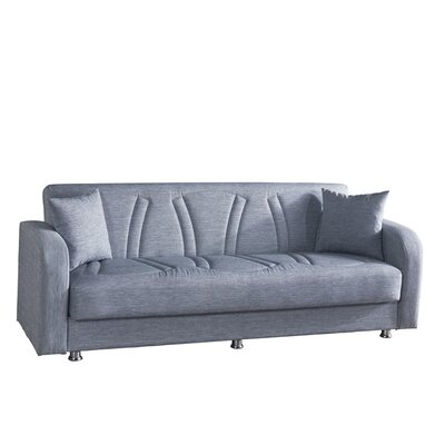 Joker Sleeper Sofa Upholstery: Gray