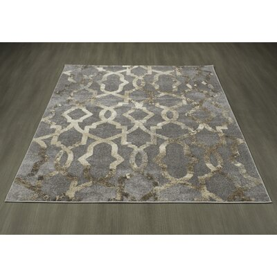 Attah Gray Area Rug