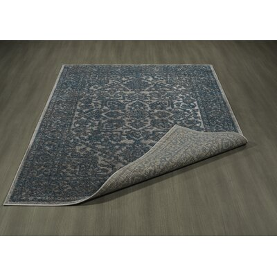 Attah Blue/Gray Area Rug