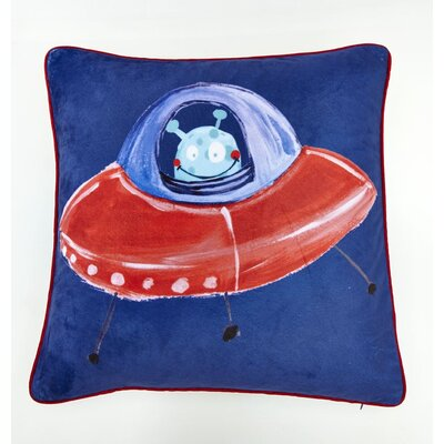 Alta Starship Throw Pillow