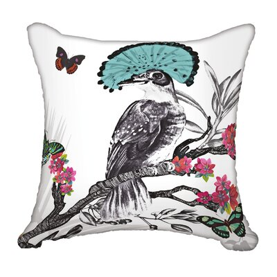 Flori Throw Pillow