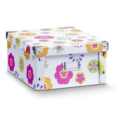 Aufbewahrungsbox Kids aus Karton | Dekoration > Aufbewahrung und Ordnung > Kästchen | White | Zeller