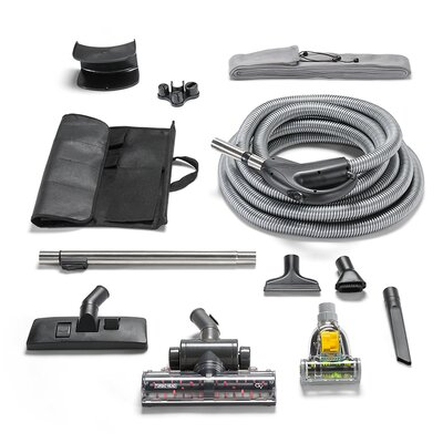 Low Voltage Central Vacuum Hose Kit image
