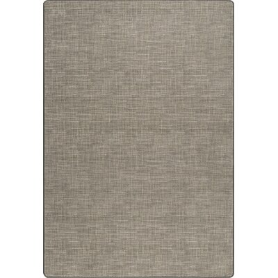 Imagine Broadcloth Merino Area Rug Rug Size: 21 x 78