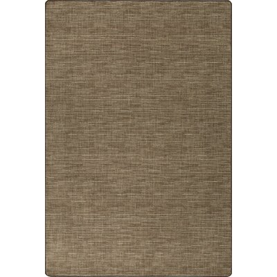 Imagine Broadcloth Oilskin Area Rug Rug Size: Rectangle 78 x 109