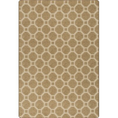 Imagine Stonebridge Sable Area Rug Rug Size: 53 x 78