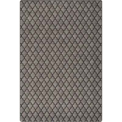 Imagine Essex Gunmetal Area Rug Rug Size: 78 x 109