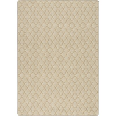 Imagine Essex Linen Area Rug Rug Size: 53 x 78