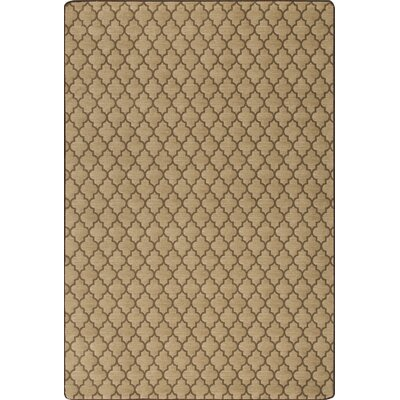 Imagine Essex Sable Area Rug Rug Size: 78 x 109