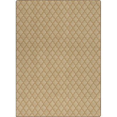 Imagine Essex Spice Area Rug Rug Size: 53 x 78