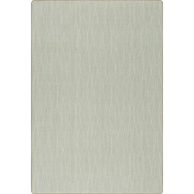 Imagine Flow Aquatic Area Rug Rug Size: 53 x 78
