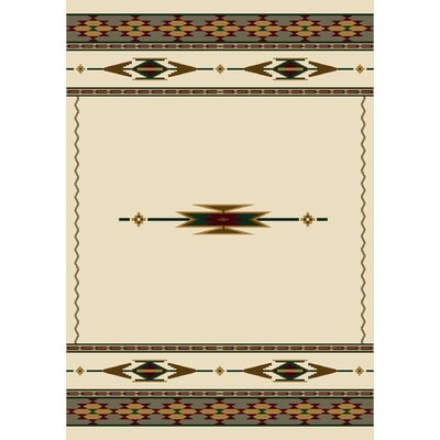 Signature Eagle Canyon Opal Area Rug Rug Size: Oval 54 x 78