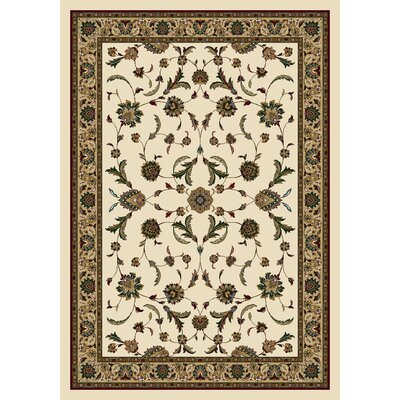 Signature Isfahan Opal Area Rug Rug Size: Rectangle 109 x 132