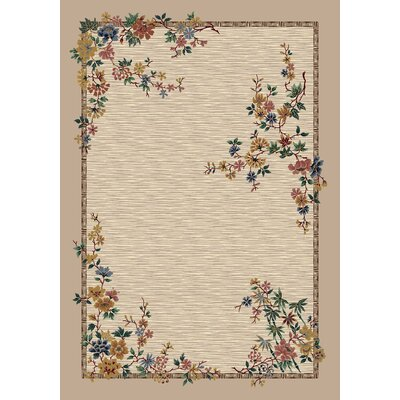 Signature Mindre Pearl Mist Area Rug Rug Size: Rectangle 109 x 132