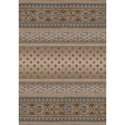 Signature Mohavi Sandstone Folk/Tribal Area Rug Rug Size: Rectangle 109 x 132