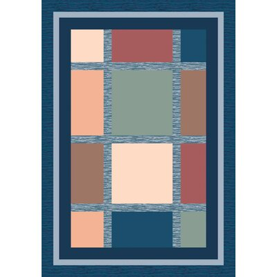 Pastiche Ababa Royal Rug Rug Size: Rectangle 109 x 132