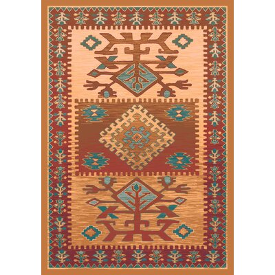Pastiche Ahvas Latte Rug Rug Size: Rectangle 21 x 78