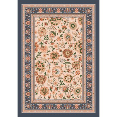 Pastiche Aydin Metal Grey Rug Rug Size: Rectangle 109 x 132