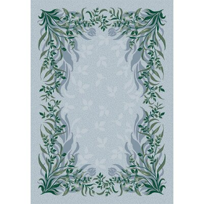 Pastiche Stainmaster Area Rug Rug Size: Rectangle 78 x 109