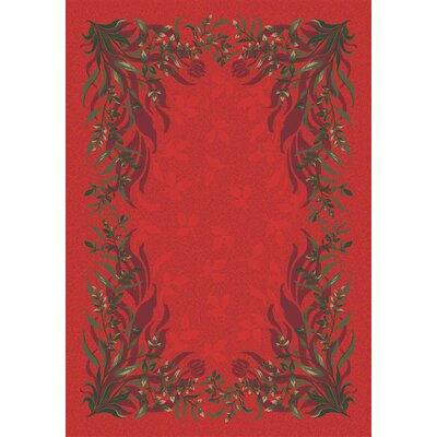 Pastiche Baskerville Titian Rug Rug Size: Rectangle 310 x 54
