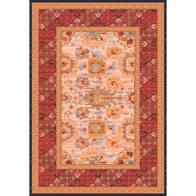Pastiche Karshi Wheat Rug Rug Size: Rectangle 78 x 109