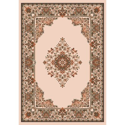 Pastiche Merkez Sand Area Rug Rug Size: Rectangle 78 x 109