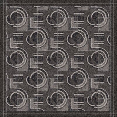 Pastiche Modernes Smog Area Rug Rug Size: Rectangle 109 x 132