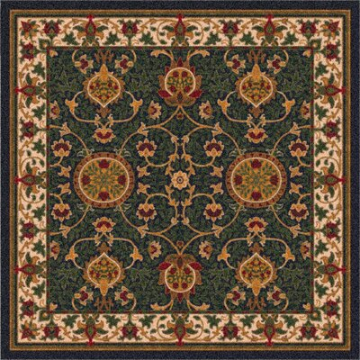 Pastiche Sumero Ebony Area Rug Rug Size: Rectangle 310 x 54