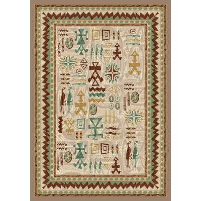 Signature Limoges Pearl Mist Area Rug Rug Size: Rectangle 310 x 54