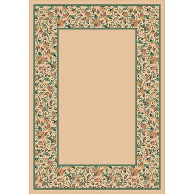 Design Center Opal Marrakesh Area Rug Rug Size: 78 x 109